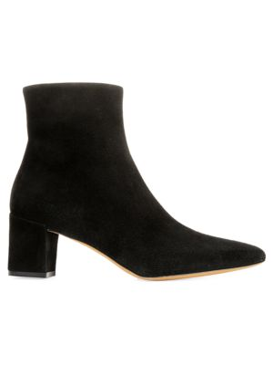 Lanica Leather Ankle Boots