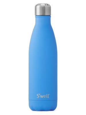 Soft Touch Sport Geyser Stainless Steel Water Bottle/17 oz.
