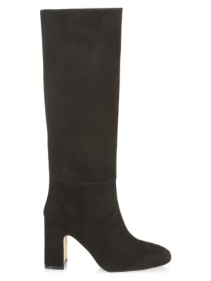 Talina Knee-High Suede Boots