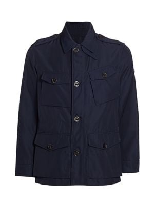 Wrekham Four-Pocket Jacket