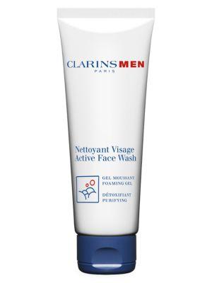 Men's Active Face Wash Foaming Gel