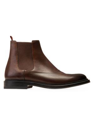 Nyon Nikora Leather Chelsea Boots