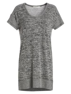 Ramona V-Neck T-Shirt Dress