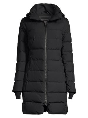 Gore Fitted Windstopper Down Puffer Jacket