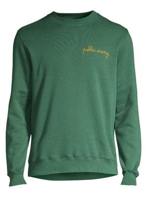 Public Enemy Cotton Sweatshirt