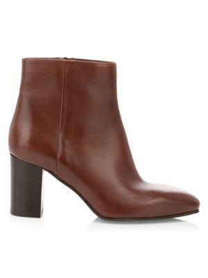Florita Leather Ankle Boots