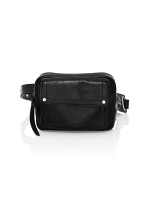 Gia Leather Belt Bag