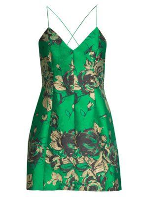 Tayla Floral Sleeveless Dress