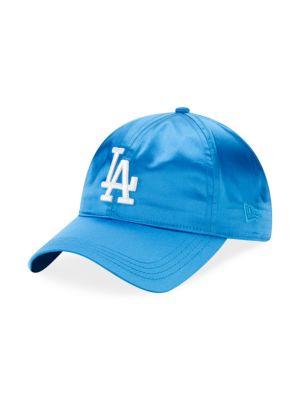 EK 9Twenty LA Dodgers Satin Baseball Cap