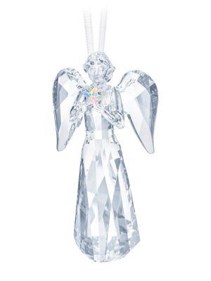 Annual Editions Swarovski Crystal Angel Ornament