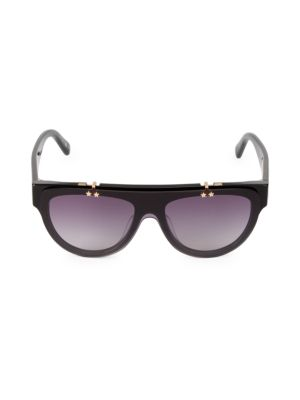 53MM Flip-Up Sunglasses