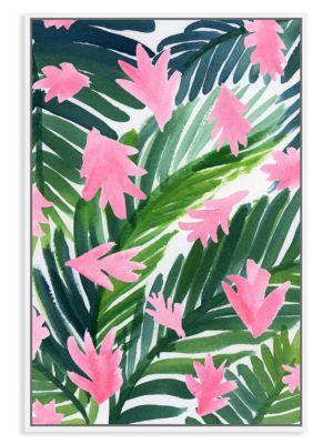 Palm Framed Art