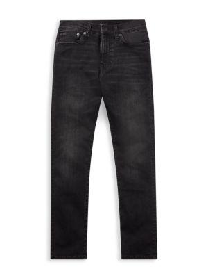 Little Boy's & Boy's Elderidge Straight Jeans