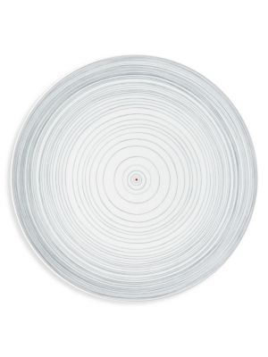TAC Stripes 2.0 Porcelain Service Plate