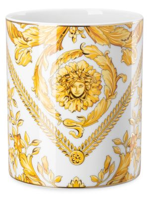 Medusa Rhapsody Porcelain Vase