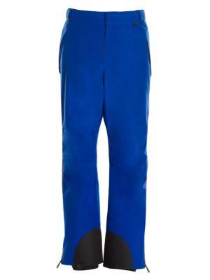Striped Utilitarian Sport Pants