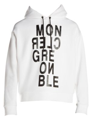 Letter Graphic Hoodie