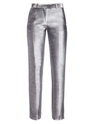 Metallic Trousers