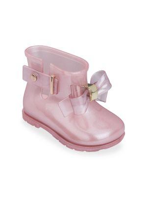 Baby's, Little Girl's & Girl's Sugar Rain Princess Boots