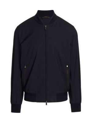 Elements Zip-Up Bomber Jacket