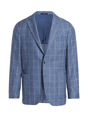 COLLECTION Windowpane Check Sport Jacket