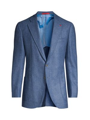 Classic-Fit Donegal Cashmere Sportcoat
