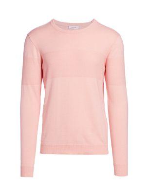 Tonal Colorblock Sweater