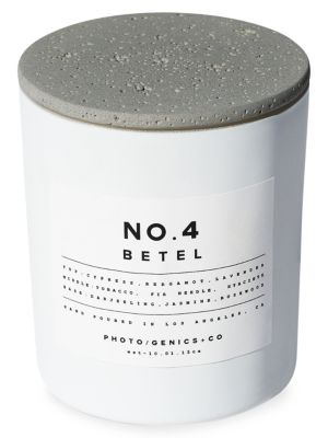 No.4 Betel Glass Candle