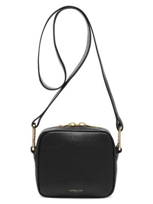 Athens Leather Crossbody Bag