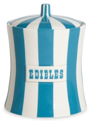 Vice Edibles Porcelain Canister