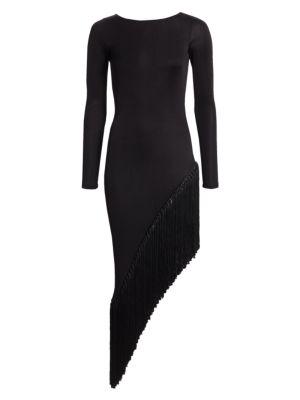 Sharona Fringe Dress