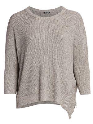 Fringe Times Knit Sweater