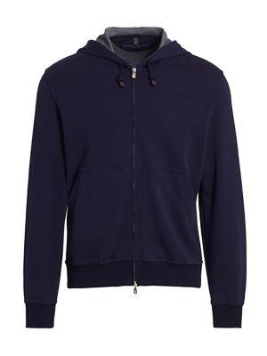 Leisure Hooded Sweatshirt