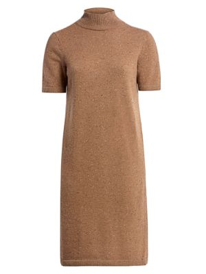 Donegal Wool Sweater Dress