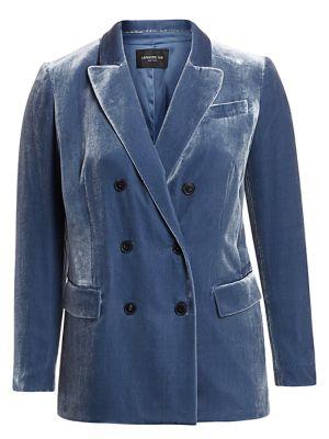 Slade Classic Velvet Jacket