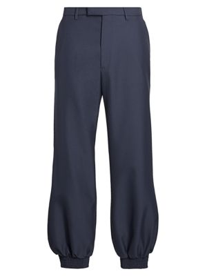 Drill Harem Style Pants