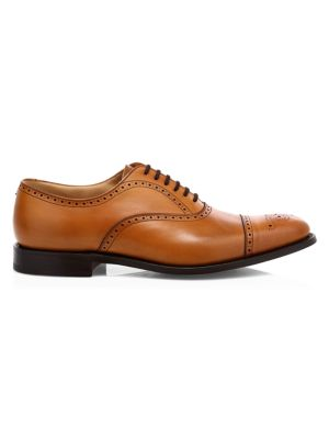City Collection Toronto Leather Brogues