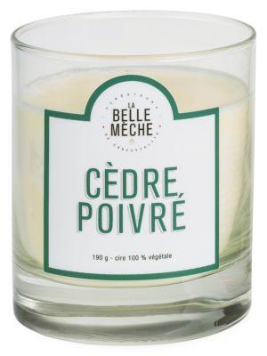 Cedarwood Scented Candle