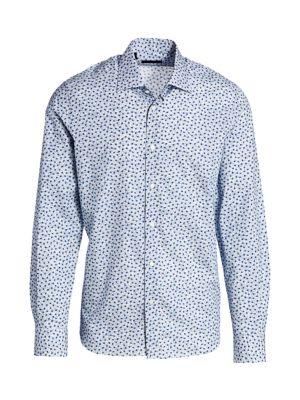 COLLECTION Mini Floral Print Shirt