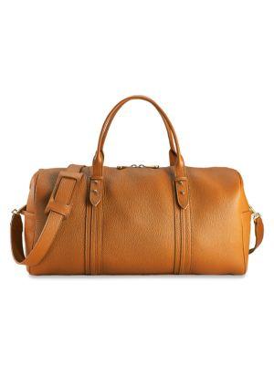 Henley Leather Duffel Bag