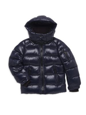 Boy's Glacier Down Puffer Jacket