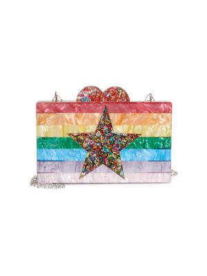 Rainbow Star Box Bag