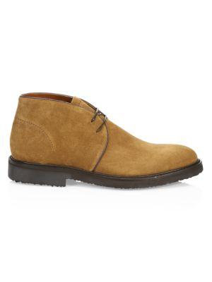 New Trivero Suede Desert Boots
