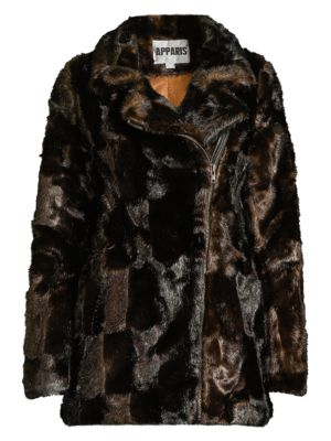 Shirin Faux Fur Jacket
