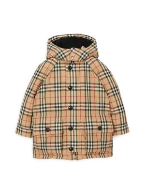 Little Boy's & Boy's Jamir Puffer Coat