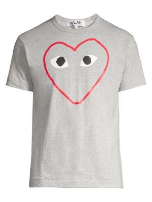 Outline Heart Tee