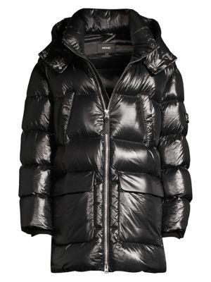 Kendrick Long Down Puffer Jacket