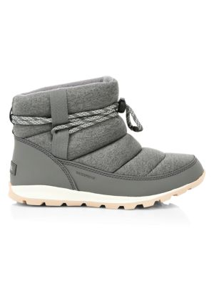 Whitney Short Waterproof Snow Boots