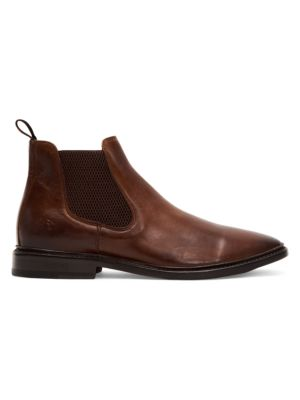 Paul Leather Chelsea Boots