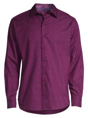 Keaton Jacquard Shirt
